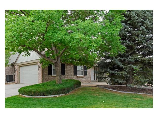 6150 E Briarwood Circle, Centennial, CO 80112 (MLS #1978472) :: 8z Real Estate