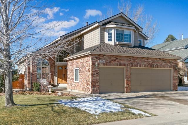 9205 Sagebrush Trail, Lone Tree, CO 80124 (#1978687) :: HomeSmart Realty Group