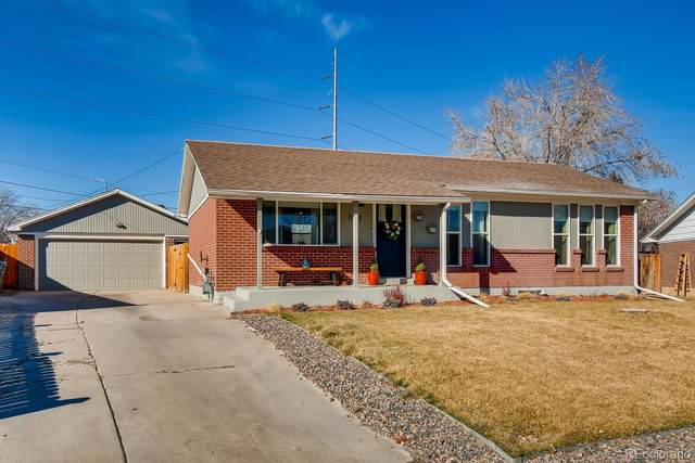 11713 Quam Drive, Northglenn, CO 80233 (MLS #1978695) :: 8z Real Estate