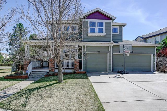 16438 Homestead Court, Parker, CO 80134 (#1978809) :: The Peak Properties Group