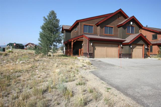 402 County Road 514C, Tabernash, CO 80478 (#1978951) :: Structure CO Group