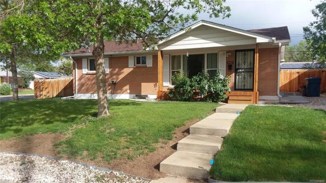 2601 Sheldon Avenue, Westminster, CO 80030 (MLS #1979148) :: 8z Real Estate