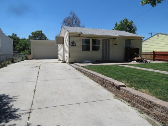 7841 Pontiac Street, Commerce City, CO 80022 (MLS #1979257) :: 8z Real Estate