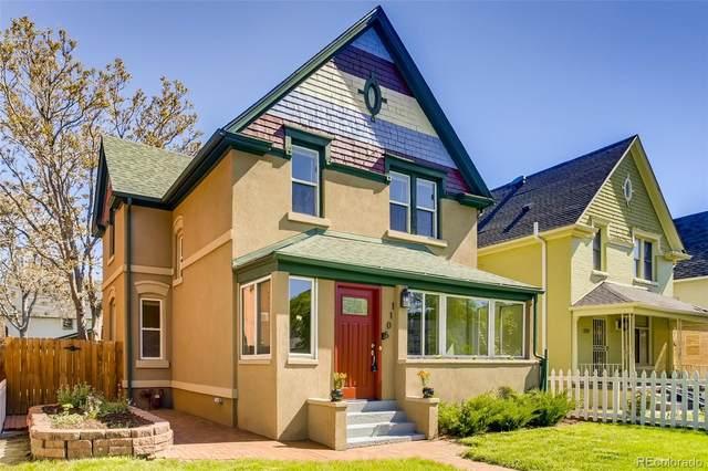 1105 E Alameda Avenue, Denver, CO 80209 (MLS #1979513) :: Find Colorado