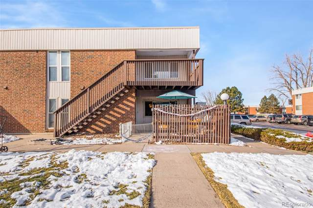 3663 S Sheridan Boulevard E1, Denver, CO 80235 (#1979823) :: True Performance Real Estate