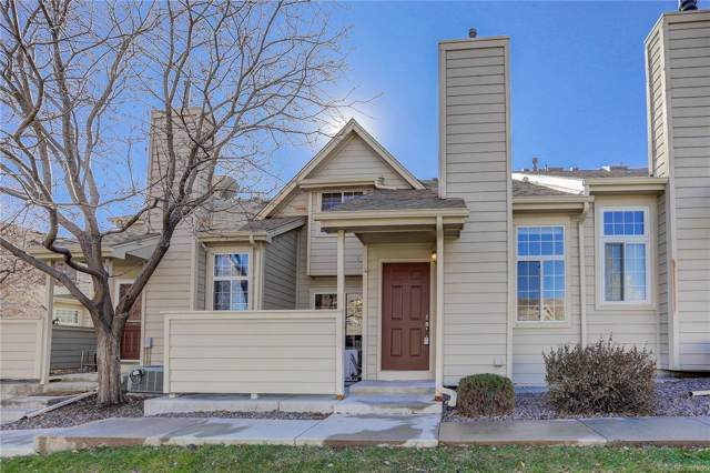 6819 S Zenobia Street B2, Westminster, CO 80030 (#1980332) :: 5281 Exclusive Homes Realty