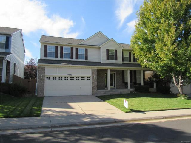 15252 E Hialeah Place, Aurora, CO 80015 (#1980811) :: The Heyl Group at Keller Williams