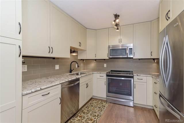 300 S Clinton Street 4B, Denver, CO 80247 (#1980881) :: Portenga Properties