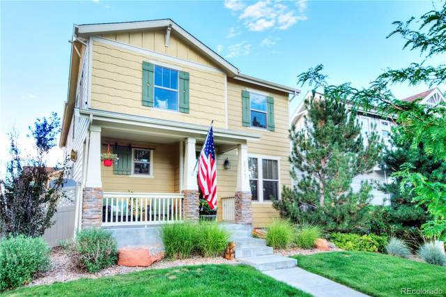 21863 E Tallkid Avenue, Parker, CO 80138 (#1980882) :: The DeGrood Team