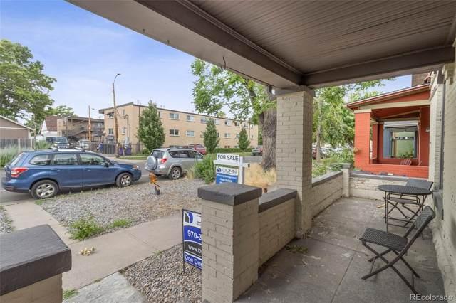 1017 E 26th Avenue, Denver, CO 80205 (#1981034) :: The Griffith Home Team