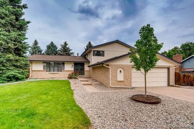 3773 E Mineral Place, Centennial, CO 80122 (#1981506) :: The DeGrood Team