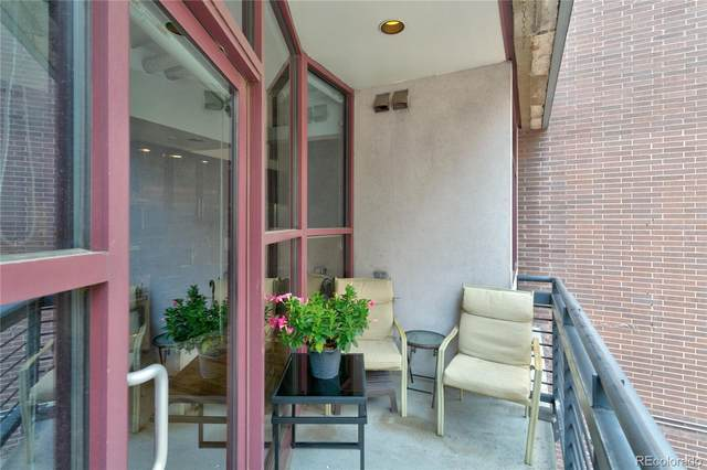 1020 15th Street #215, Denver, CO 80202 (#1981514) :: Peak Properties Group