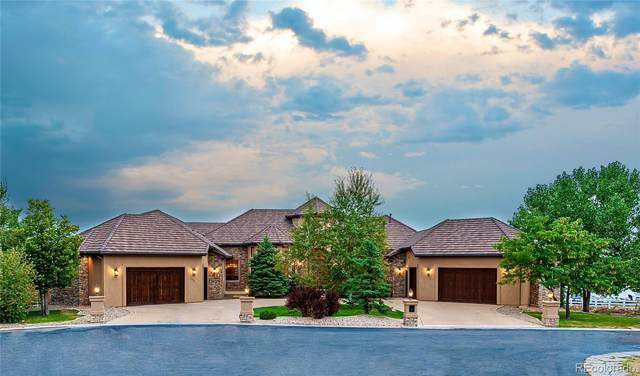 16254 W 77th Lane, Arvada, CO 80007 (#1981636) :: The DeGrood Team