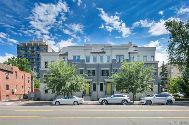 3106 E 17th Avenue, Denver, CO 80206 (MLS #1981678) :: Clare Day with Keller Williams Advantage Realty LLC