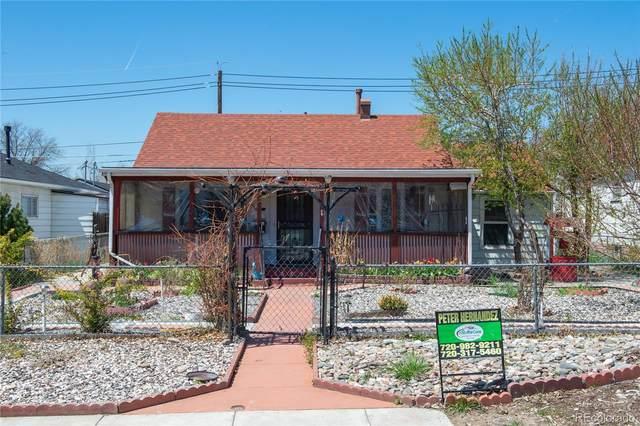 1685 S Milwaukee Street, Denver, CO 80210 (#1981719) :: Portenga Properties