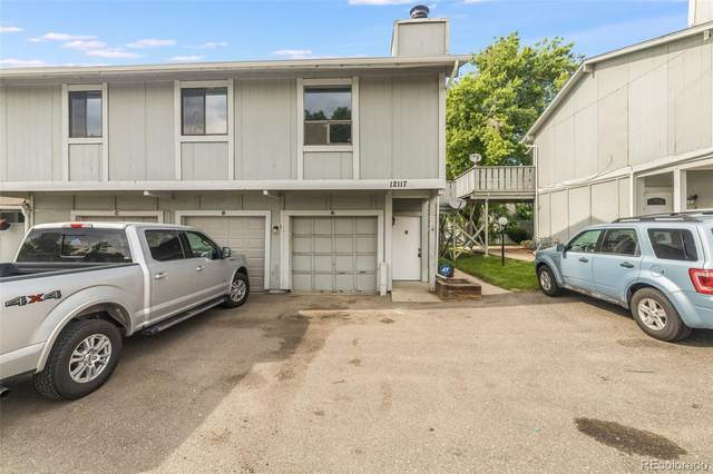 12117 Bannock Street A, Westminster, CO 80234 (#1982082) :: Bring Home Denver with Keller Williams Downtown Realty LLC