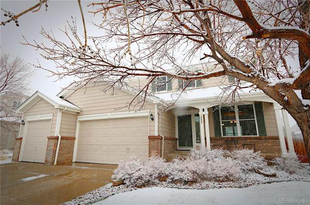 4004 Stampede Drive, Castle Rock, CO 80104 (MLS #1982833) :: Wheelhouse Realty