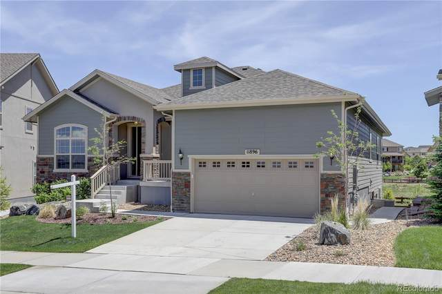 11896 Discovery Circle, Parker, CO 80138 (#1982940) :: HomeSmart Realty Group