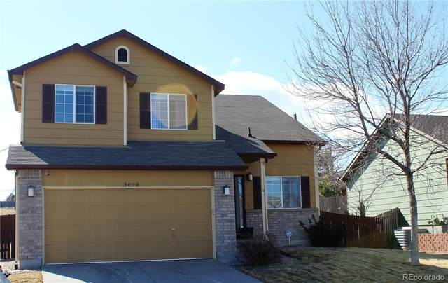 3020 E 94th Drive, Thornton, CO 80229 (#1983136) :: The Harling Team @ HomeSmart