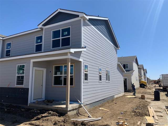 258 S 4th Court, Deer Trail, CO 80105 (MLS #1983175) :: Bliss Realty Group