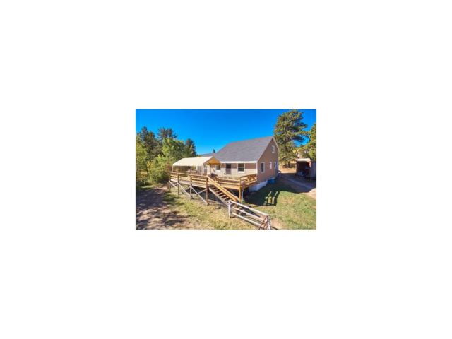 87 Pinon Way, Nederland, CO 80466 (MLS #1983203) :: 8z Real Estate