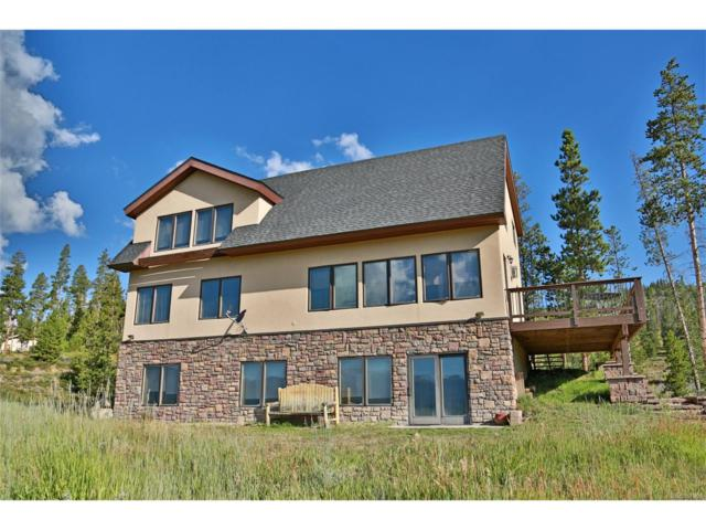260 County Road 8551, Granby, CO 80446 (MLS #1983786) :: 8z Real Estate