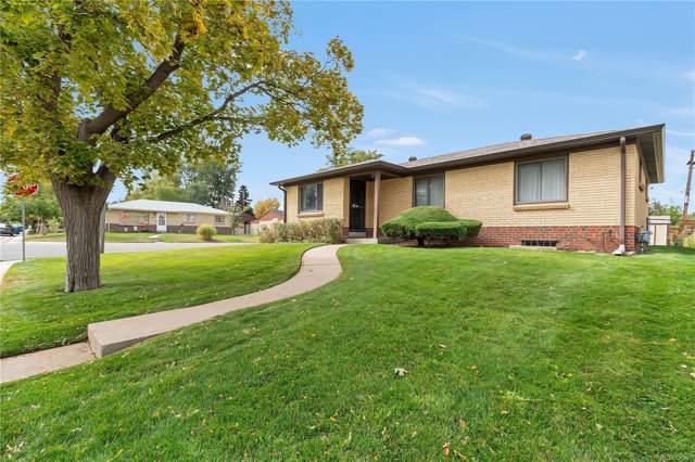 501 Elmira Street, Aurora, CO 80010 (MLS #1984542) :: 8z Real Estate