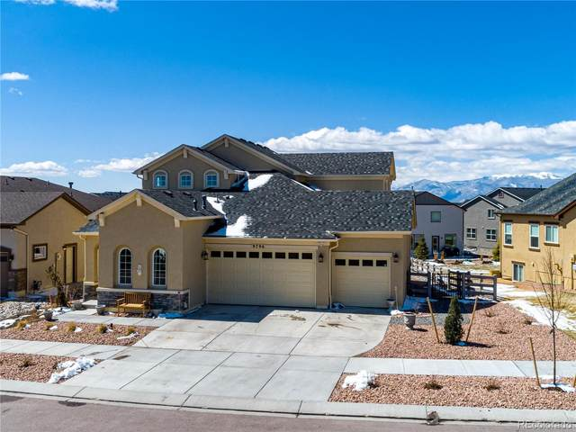 9796 Surrey Run Drive, Colorado Springs, CO 80924 (MLS #1984600) :: Bliss Realty Group