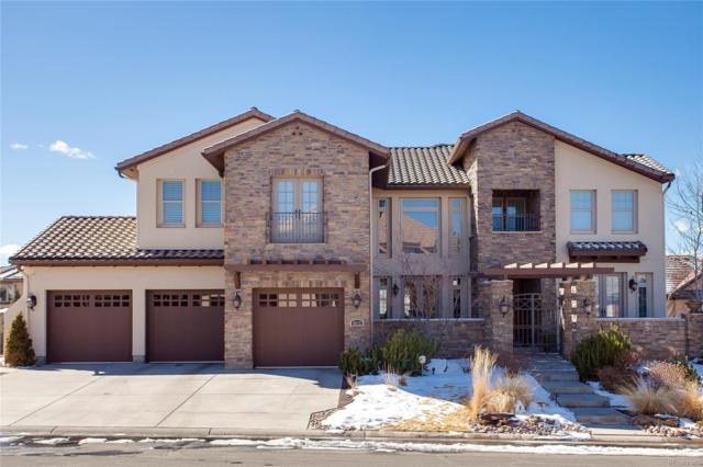9617 Silent Hills Lane, Lone Tree, CO 80124 (#1985143) :: Colorado Home Finder Realty