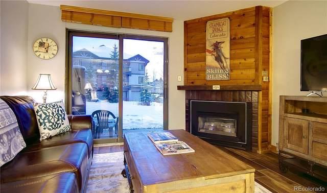 2025 Walton Creek Road #420, Steamboat Springs, CO 80487 (#1985636) :: Compass Colorado Realty