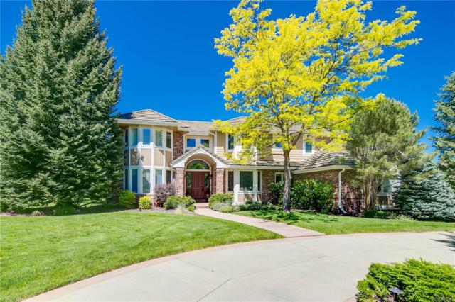5505 Preserve Pkwy South, Greenwood Village, CO 80121 (#1985775) :: Compass Colorado Realty