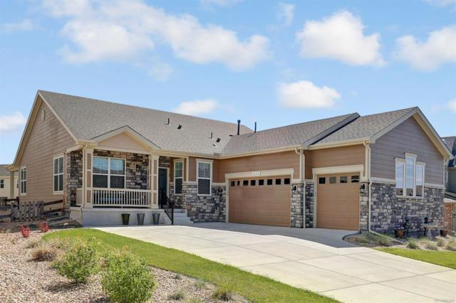 42370 Forest Oaks Drive, Elizabeth, CO 80107 (#1985882) :: The HomeSmiths Team - Keller Williams