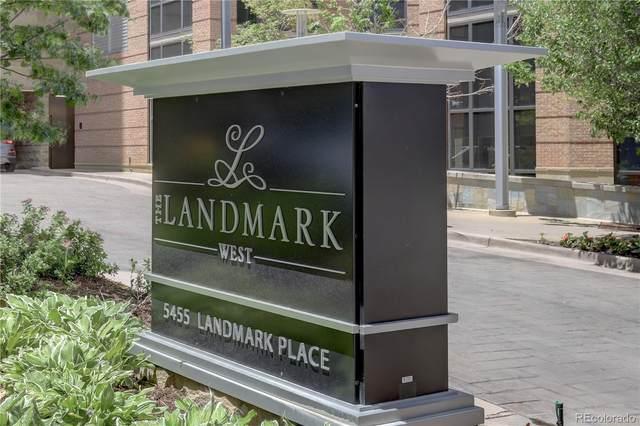 5455 Landmark Place #715, Greenwood Village, CO 80111 (#1986016) :: The DeGrood Team