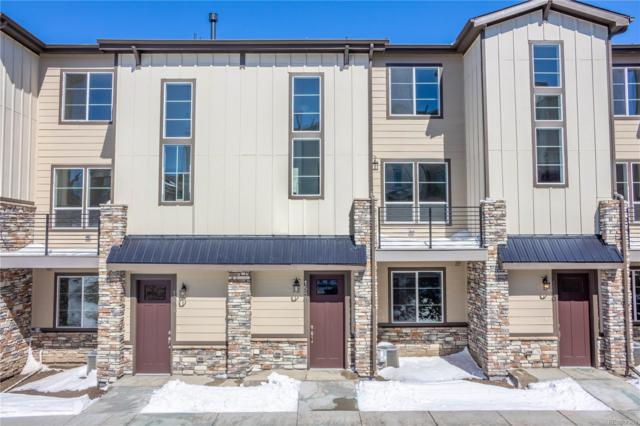 1588 Castle Creek Circle, Castle Rock, CO 80104 (#1986427) :: The HomeSmiths Team - Keller Williams