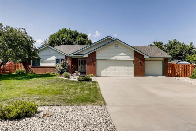 4253 Sweetgrass Drive, Loveland, CO 80537 (#1986714) :: Structure CO Group