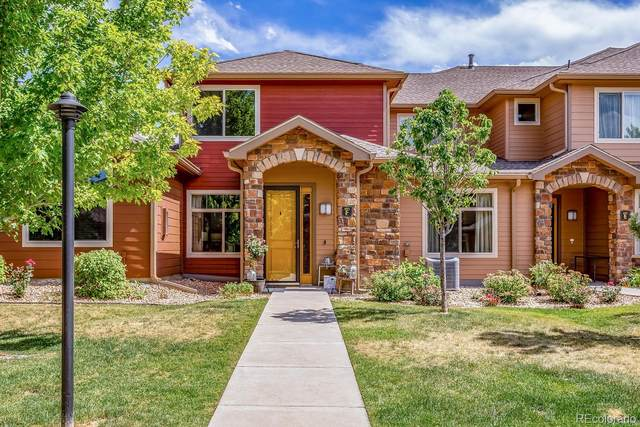 8571 Gold Peak Drive F, Highlands Ranch, CO 80130 (#1986754) :: The HomeSmiths Team - Keller Williams
