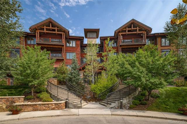 1800 Medicine Springs Drive #5105, Steamboat Springs, CO 80487 (#1987091) :: Compass Colorado Realty