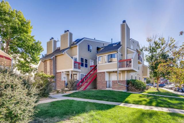 14561 E Ford Place #7, Aurora, CO 80012 (#1987135) :: The HomeSmiths Team - Keller Williams