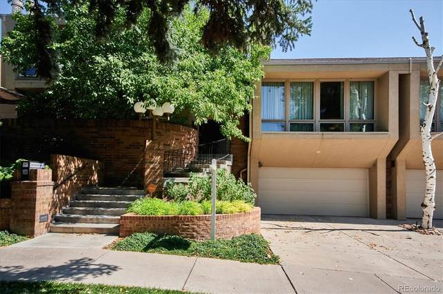 420 Adams Street C, Denver, CO 80206 (#1987540) :: Own-Sweethome Team