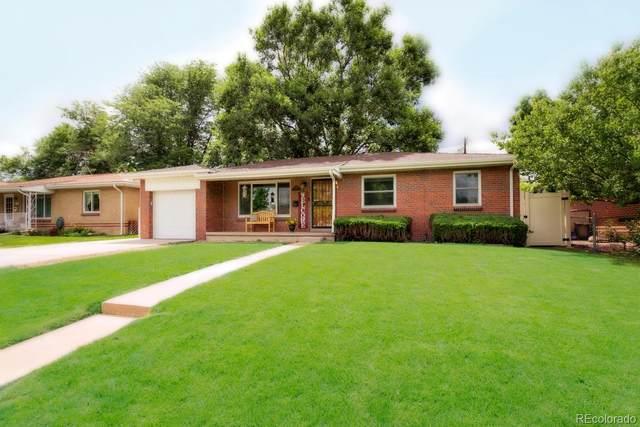 1305 S Ingalls Street, Lakewood, CO 80232 (#1987795) :: My Home Team