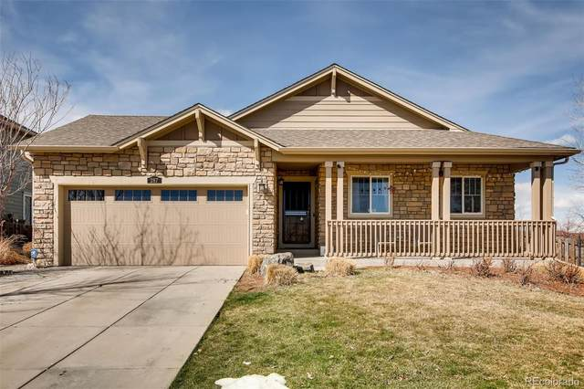 287 N Millbrook Street, Aurora, CO 80018 (#1987936) :: The DeGrood Team