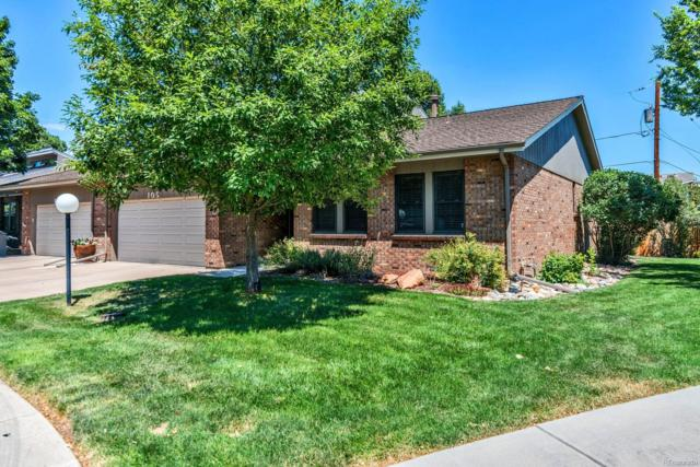 9225 W Jewell Place #105, Lakewood, CO 80227 (#1988041) :: The Griffith Home Team