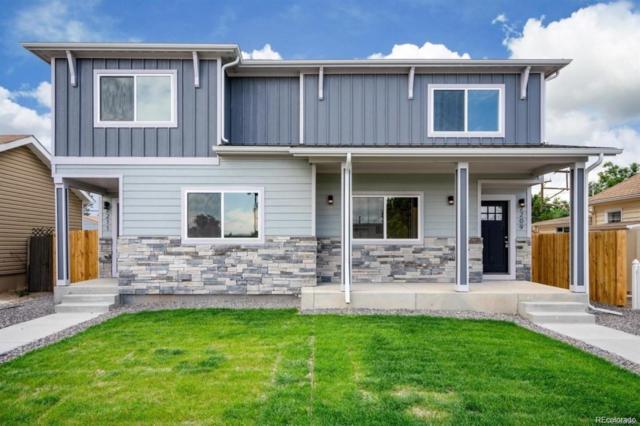 1991 S Fox Street, Denver, CO 80223 (#1988174) :: The Griffith Home Team