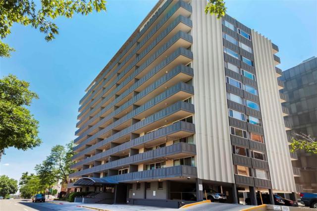909 N Logan Street 10K, Denver, CO 80203 (#1988457) :: Bring Home Denver