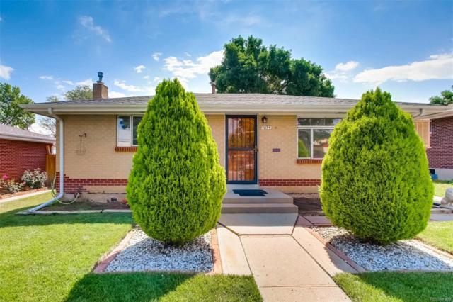 1874 S Eliot Street, Denver, CO 80219 (#1988638) :: Sellstate Realty Pros