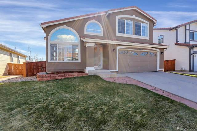 9165 Anasazi Indian Trail, Highlands Ranch, CO 80129 (#1988789) :: Arnie Stein Team | RE/MAX Masters Millennium