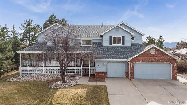 2446 Glenhaven Drive, Highlands Ranch, CO 80126 (#1988825) :: The Gilbert Group