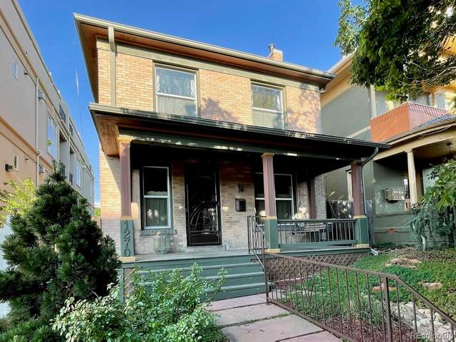 1270 N Downing Street, Denver, CO 80218 (#1988836) :: The Griffith Home Team