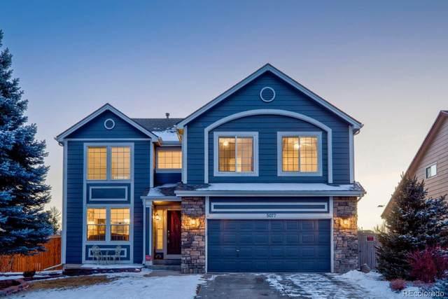 5077 S Meadow Lark Drive, Castle Rock, CO 80109 (MLS #1989261) :: 8z Real Estate