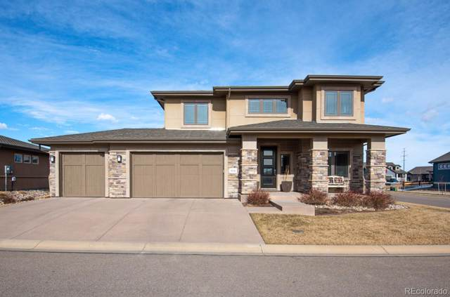 6936 Water View Court, Timnath, CO 80547 (#1989467) :: The Griffith Home Team